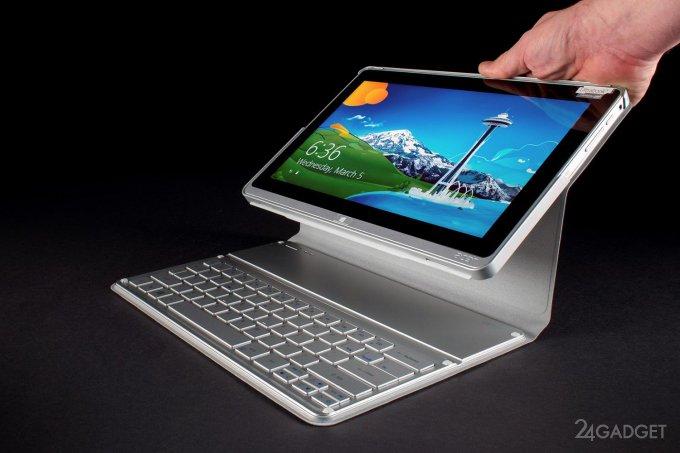 Обзор ультрабука-трансформера Acer TravelMate X313