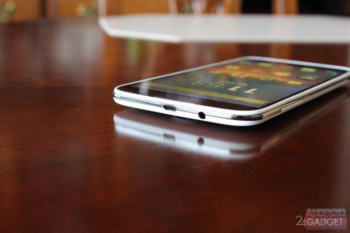 Бюджетный смартфон с диагональю 6 дюймов (5 фото) .