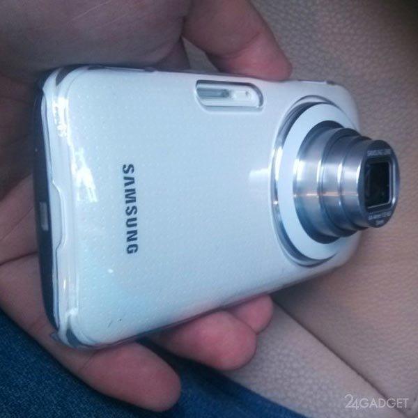 Galaxy K zoom - новый камерафон с 10-кратной оптикой (примеры снимков)