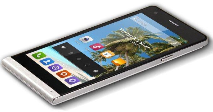 Turbo X5 Star - 4.66-дюймовый смартфон для прекрасной половины человечества