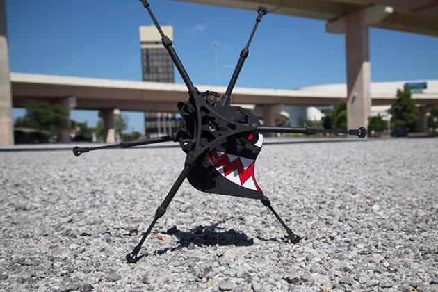 Быстро бегающий робот OutRunner (видео)