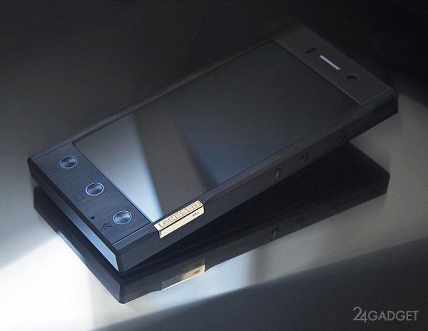 Новые люкс-смартфоны от Gresso (4 фото)