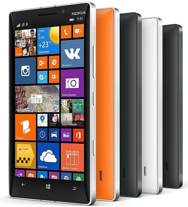 Две новинки от Nokia - Lumia 630 и Lumia 930