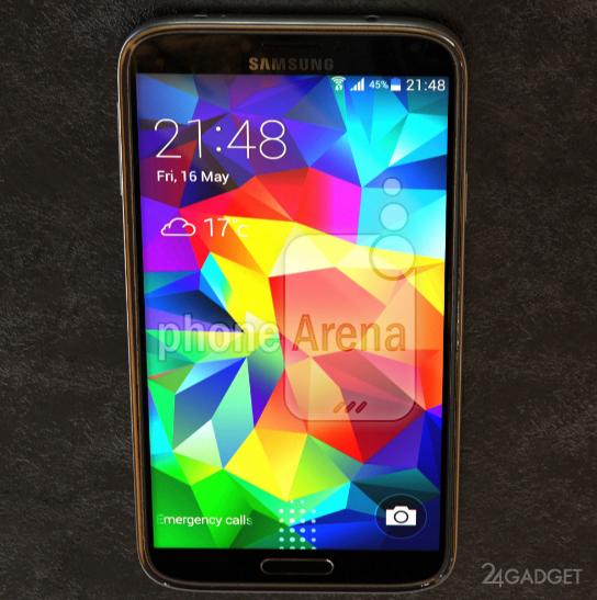Samsung Galaxy A5 2017  GalaxyDroidru