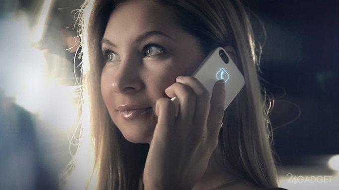 Lunecase - умный кейс для iPhone 94 (4 фото + видео)
