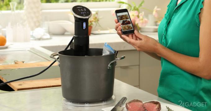 Anova Precision - мультиварка с Bluetooth (3 фото)