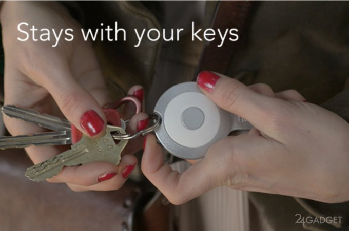 Флешка-брелок, которая зарядит ваш смартфон (3 фото + видео)