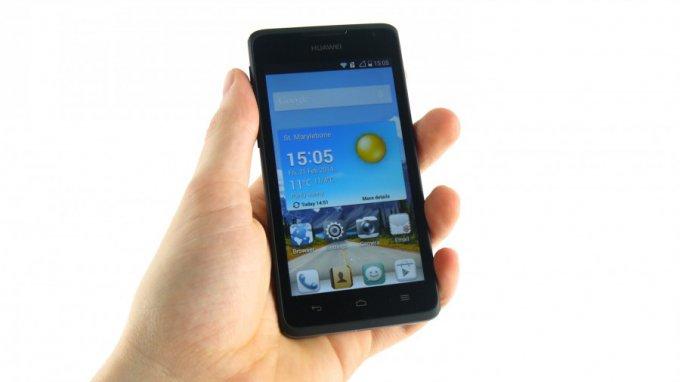 Обзор бюджетного смартфона Huawei Ascend Y530