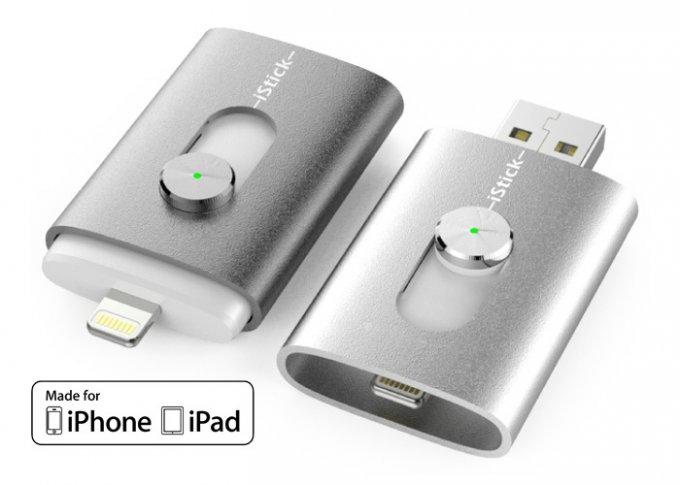 Флэшка для мобильных устройств Apple (5 фото + 2 видео)