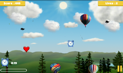 Balloon Shooter 0.8.8 Аркадный тир с воздушными шарами