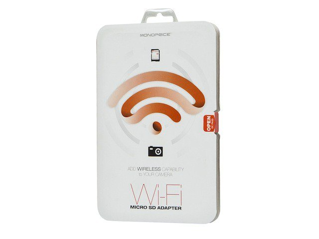 Простой и дешевый WiFi-адаптер для старых камер 1403243379_114444