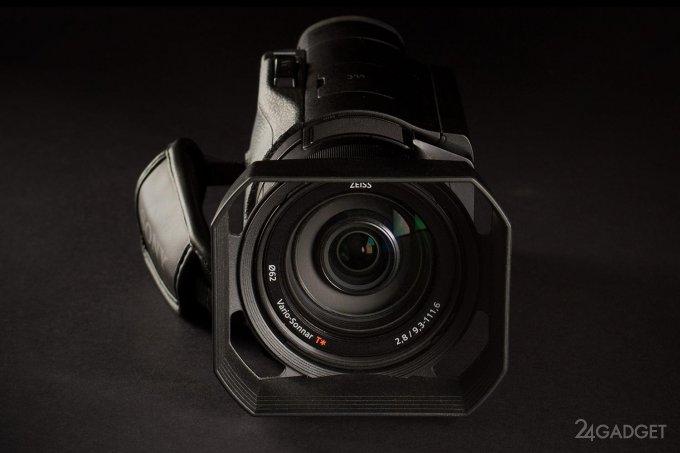 SONY FDR-AX100 - ретро внешность и современная начинка 1402462911_24gadget-sony-fdr-ax100-front-1500x1000