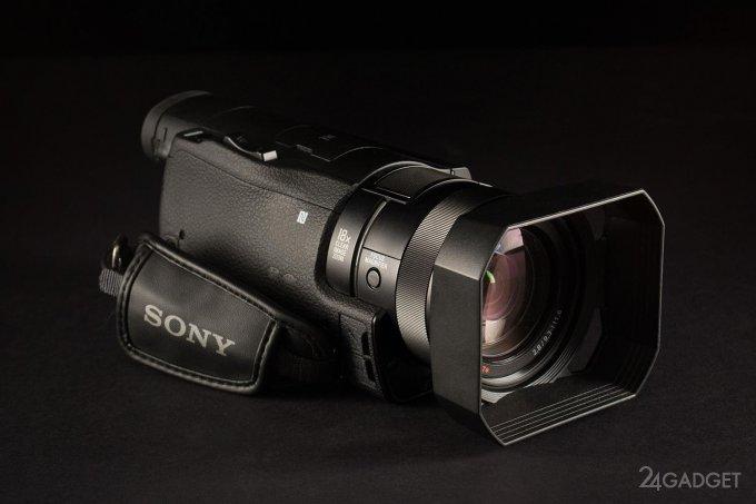 SONY FDR-AX100 - ретро внешность и современная начинка 1402462918_24gadget-sony-fdr-ax100-mainfulloffset3-1500x1000