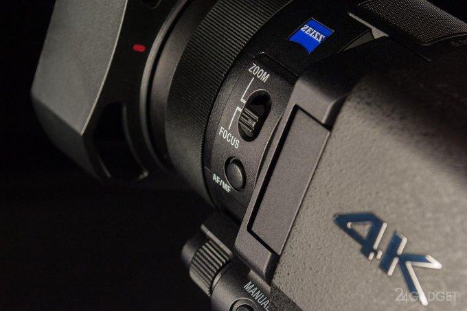 SONY FDR-AX100 - ретро внешность и современная начинка 1402462932_24gadget-sony-fdr-ax100-ringswitch-1500x1000