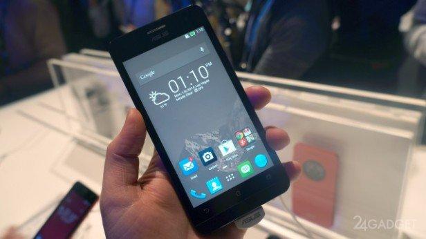 ZenFone 5 - недорогой, но стильный смартфон с двумя SIM от Asus