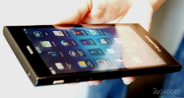 BlackBerry Z3 - альтернатива Android, iOS, и Windows
