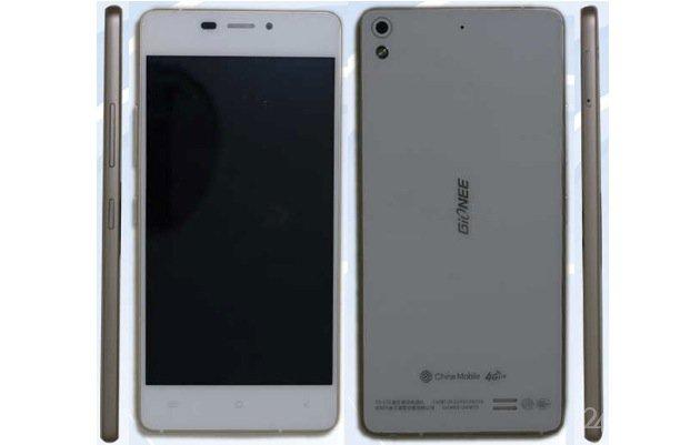 Китайский смартфон толщиной 5 мм