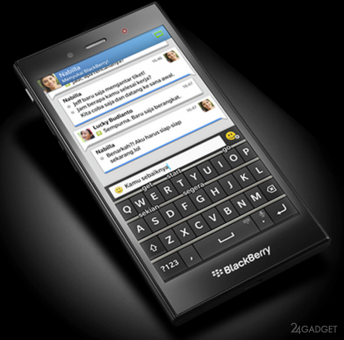 BlackBerry Z3 - альтернатива Android, iOS, и Windows