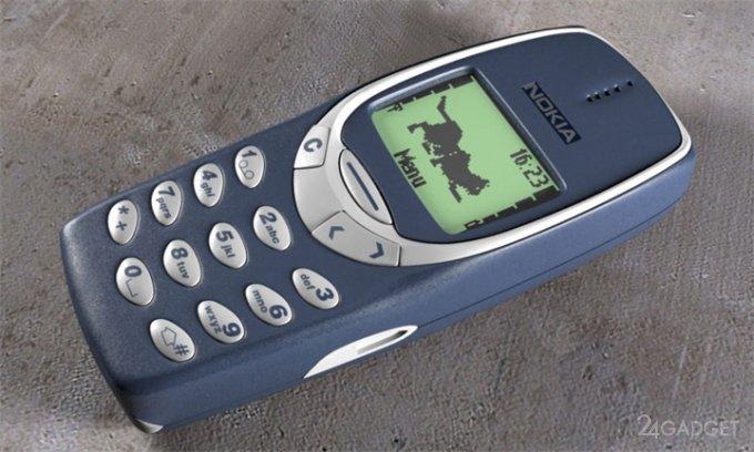 Старый телефон Nokia спас жизнь туриста