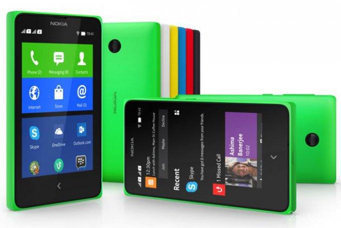 Microsoft отказалась работать со смартфонами на Android