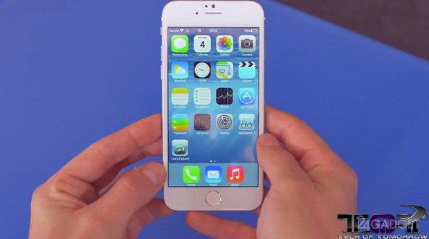 Клон iPhone 6 легко спутать с оригиналом (видео)