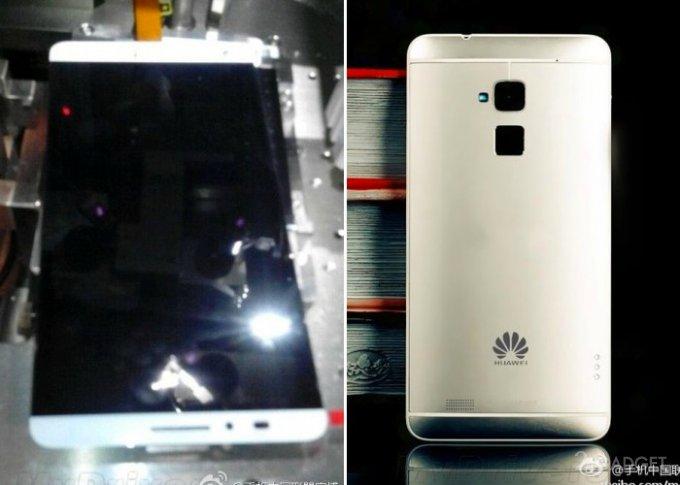 Новинка от Huawei как две капли воды похожа на HTC One Max (2 фото)