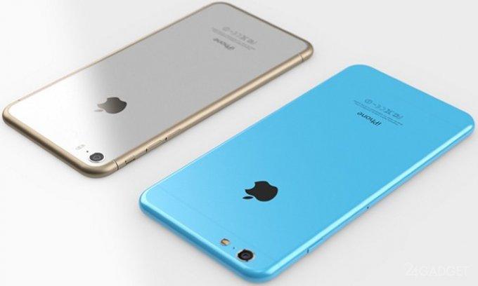 iPhone 6 получит поддержку LTE-A и всего 1 ГБ ОЗУ
