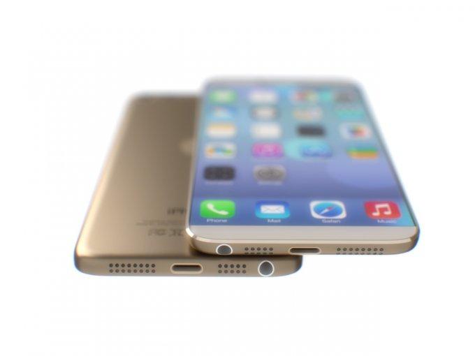 iPhone 6 не сможет похвастаться FullHD дисплеем (2 фото)