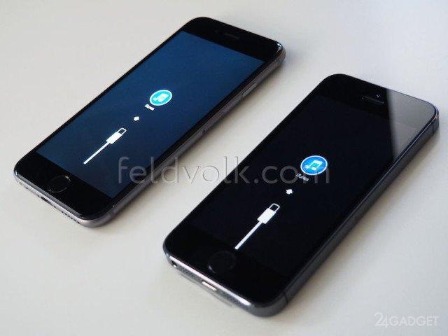 Выяснением характеристик iPhone 6 занялись детективы (2 фото)
