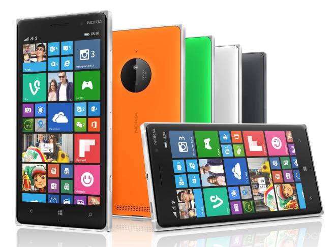 Новые смартфоны Lumia 830, 730 и 735 и обновлённые аксессуары от Microsoft