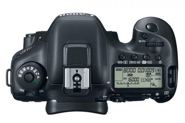 Canon EOS 7D Mark II - долгожданное обновление топовой камеры (8 фото)