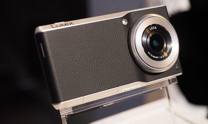 Panasonic CM1 - самая интересная новинка с выставки Photokina (8 фото + видео)