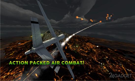 Drone Ops: First Strike 1.0.0.0 Симулятор беспилотника