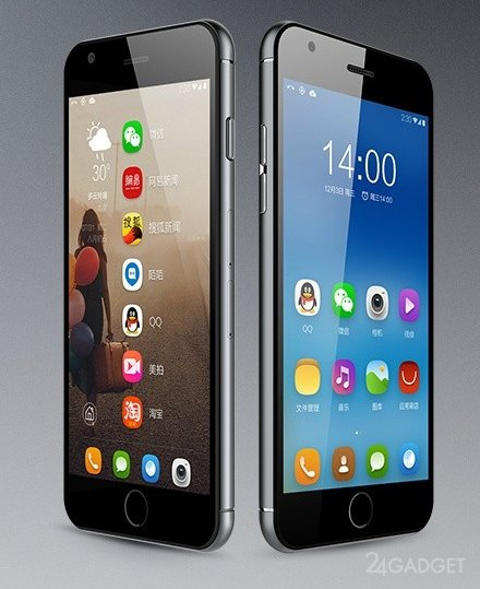Dakele Big Cola 3: лучший клон iPhone 6 (5 фото)
