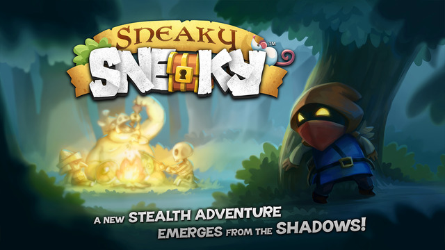 Sneaky Sneaky 1.0.1 Приключенческая игра с элементами stealth