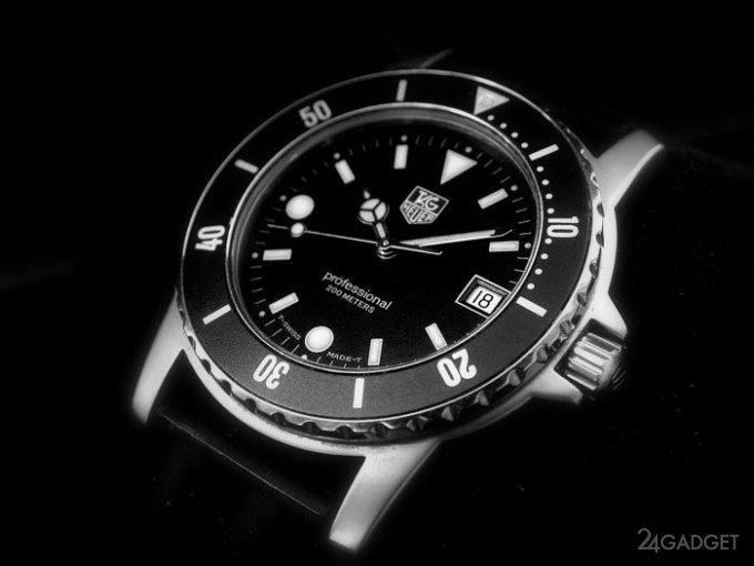Tag Heuer Smartwatch: умные часы класса люкс