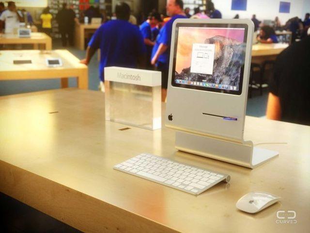 Новый взгляд на старый компьютер Apple