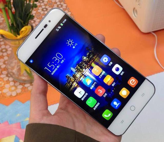 Coolpad Ivvi K1 - теперь самый тонкий в мире смартфон толщиной 4.7 мм! (7 фото)