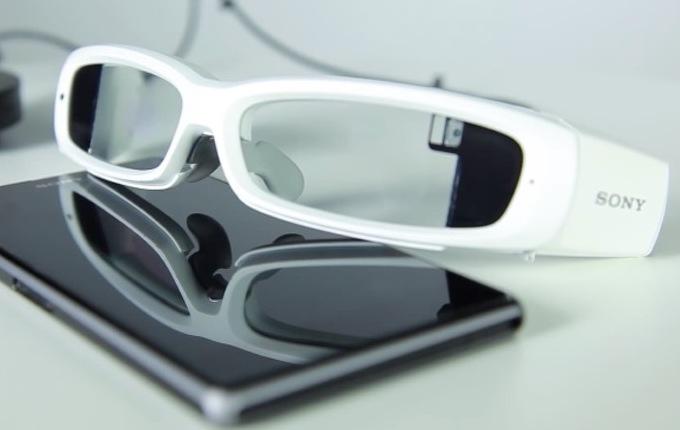 Приложения для SmartEyeglass появились в Google Play (видео)