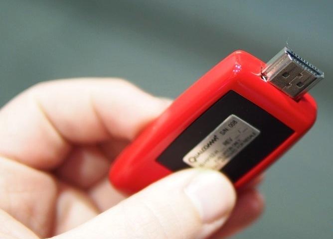 """Qualcomm выпустили свой собственный """"Chromecast"""" (4 фото)"""
