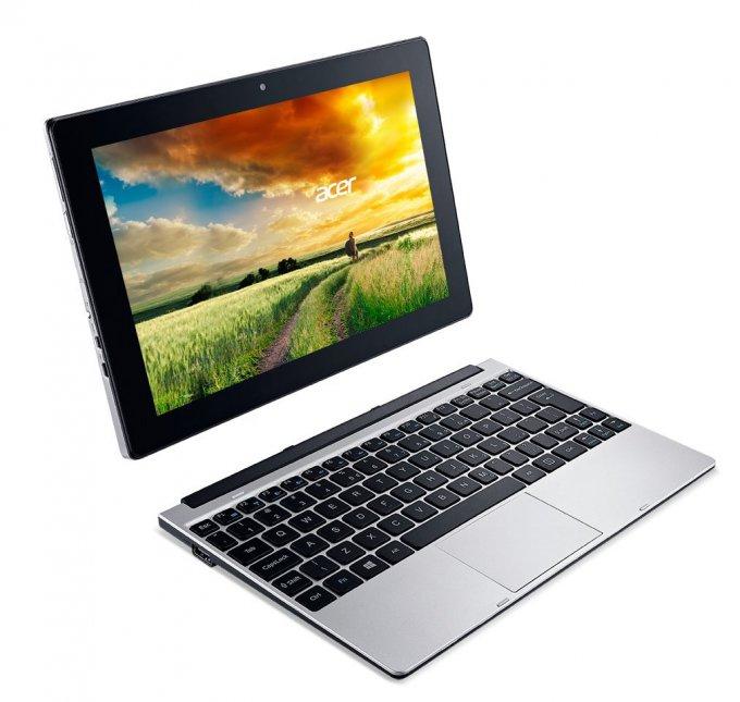 Acer One - недорогой гибридный Windows-планшет (4 фото)