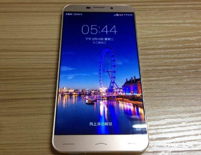 Serendipity S7   смартфон с ультратонкими рамками вокруг дисплея