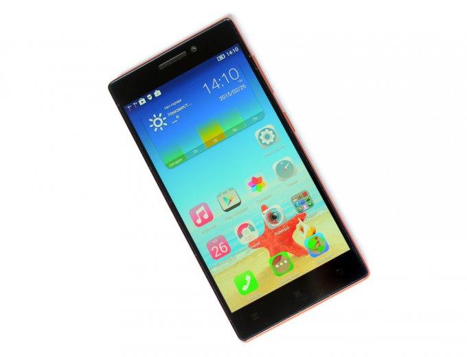 Обзор смартфона Lenovo Vibe X2 на чипсете MediaTek MT6595M (32 фото)