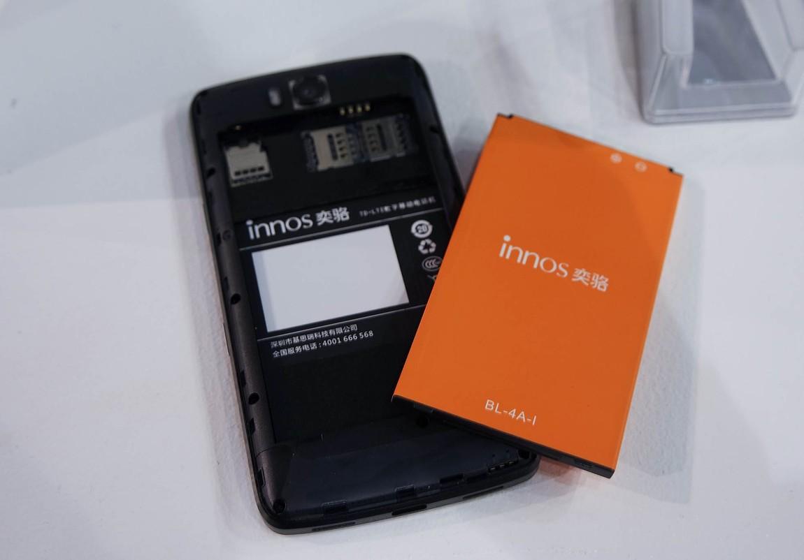 innos D6000: Excelente hardware com grande bateria a um preço acessível 3