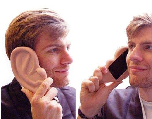 Самые безумные и нелепые аксессуары для iPhone (16 фото)