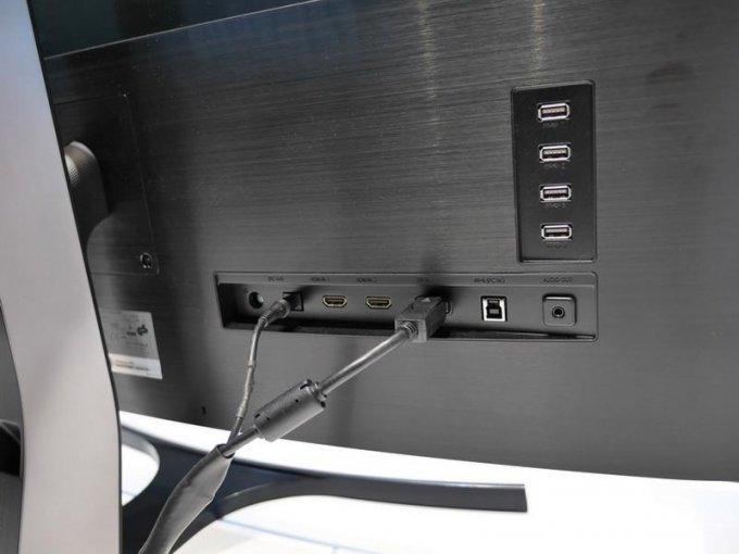 Чем интересен изогнутый монитор? (9 фото + видео)