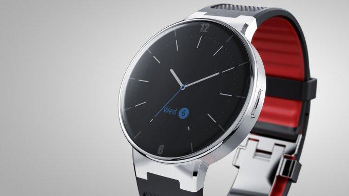 Открыт предзаказ умных часов Alcatel OneTouch Watch за $150 (8 фото)