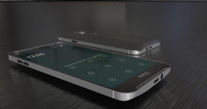 Концепт смартфона HTC One M10 (8 фото)