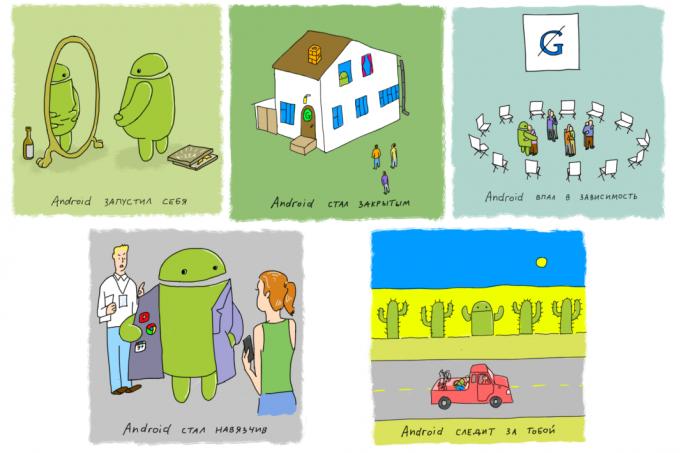 5 причин, по которым Android уже не тот (6 фото)