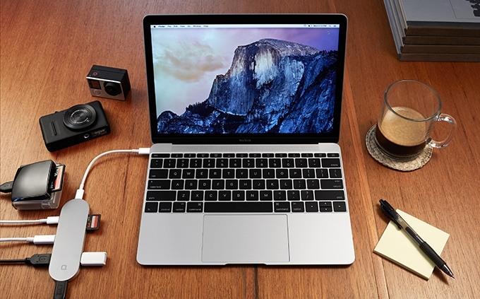 Док-станция Hub+ добавит портов новому MacBook (8 фото + видео)
